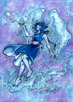 SU - Lapis Lazuli by the-ChooK
