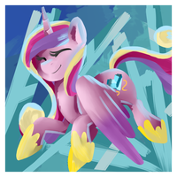 Cadence or something by Oscarina1234