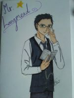 Mr.Langmead Teacher Card by BarrowmanFan