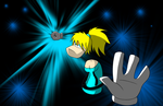 :BG: Power of Ray by The-Angel-Deoden