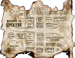 Spektre Map by DAWildGuns