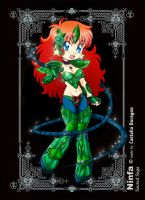 chibi Castalia of Ninfa 2 by CastaliaDoragon