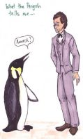 What the Penguin Tells Me by mitya