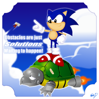 Obstacles are Just Solutions by Nate-D