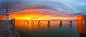 lighthouse pano by photoplace