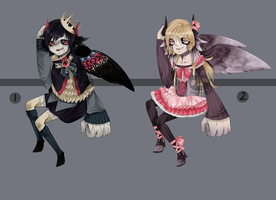 Adopts:: Fancy Varituri CLOSED by Pandastrophic