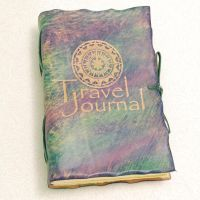 TRAVEL JOURNAL. by gildbookbinders