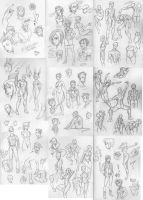 sketchdump 02.2012 by Icymasamune