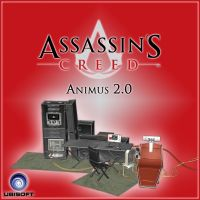 ACB: Animus 2.0 by DecanAndersen