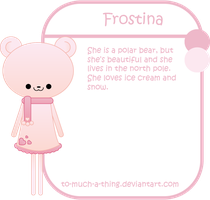 Frostina by to-much-a-thing