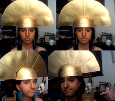 Kuzco - make-up (TRY OUT) by UndercoverKadaj