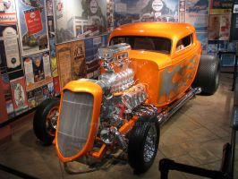 1934 Ford Custom Coupe by Qphacs