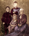 TCM: Family Portrait by LivingAliveCreator