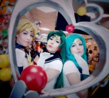 Sailor Moon S~ by SunChizz