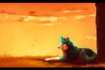 . Until the sun will glow . - PC for bludoge by StormAndFreedom