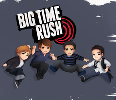 Big Time Rush by xXUnicornXx