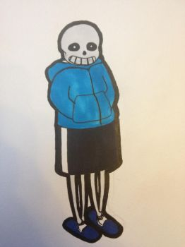 Half Assed Sans by Ispell2