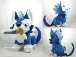 Puppy Repede by MagnaStorm