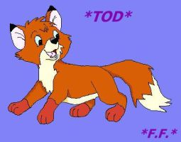 Tod by xFoxfacex