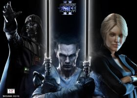 Force Unleashed 2 - Update by TheSnowman10