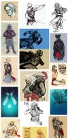 :sketchdump019: tumblr's creed IV by ufficiosulretro