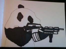 Lethal Panda by K12RES