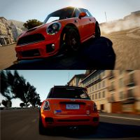 Mini Cooper JCW GP all ploxy'd out by Vert959