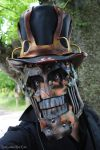 Steampunk Metal Man by Epic-Leather