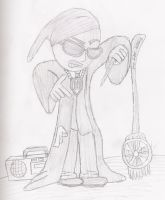 Hogwarts Gangster by thereisnoend01