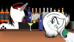 What Do Ponies Drink? - Armetis by 4Suit