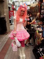 Japan - Harajuku by chickensmoothie