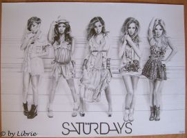 The Saturdays by Librie