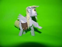 Derpy hooves paper craft2 by batosan