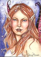 Believe ATC by artwoman3571