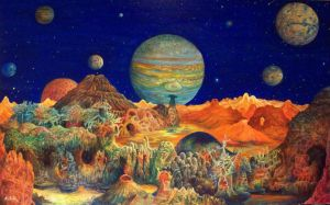 in other worlds by rodulfo