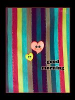 good morning 1 by my-color