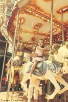 Happiness in a Carousel by Finalfantasioso
