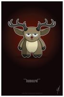 Mini Series: Rudolph the Red Nose Reindeer by adammiconi