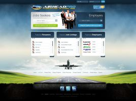 Web Design: Airheadpro by VictoryDesign