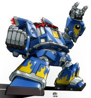 SD Megas XLR by Mintyrobo