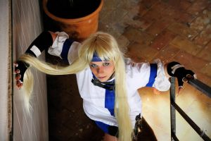 Millia Rage - Guilty Gear - 4 by Atsukine-chan