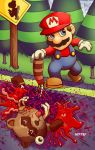 raccoon mario origins by m7781