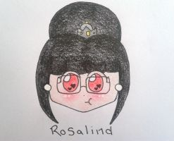 .:G:. Rosalind by SuperSwimmer