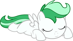 Request - Mint Breeze by RedPandaPony
