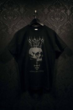 Death king tshirt by torvenius