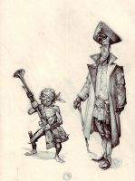 pirates by Jastorama