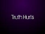 Wallpaper - Truth Hurts by cooldude2222
