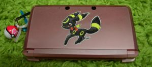 Umbreon Sticker! by CoffeeCupPup