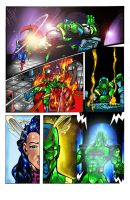pages  by   ultimate comics  7 by joseisai