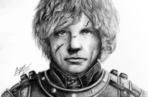 Tyrion Lannister - Peter DInklage by KorD12